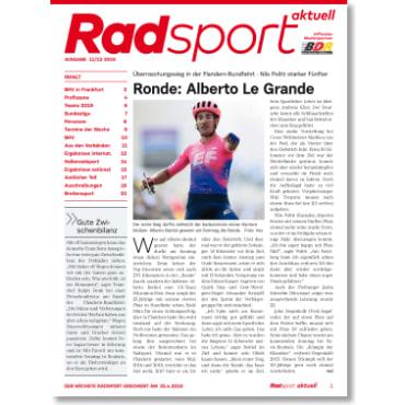 Radsport 11-12/2019