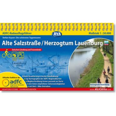 Alte Salzstraße/Herzogtum Lauenburg ADFC-Radausflugsführer
