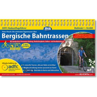 Bergische Bahntrassen ADFC-Radausflugsführer