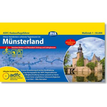 Münsterland ADFC-Radausflugsführer