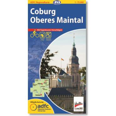 Cover: Coburg/Oberes Maintal