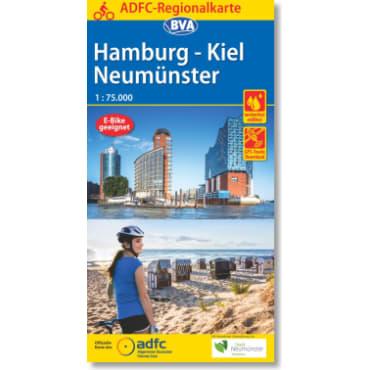 Hamburg - Kiel - Neumünster