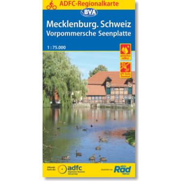 Mecklenburgische Schweiz/ Vorpommersche Seenplatte