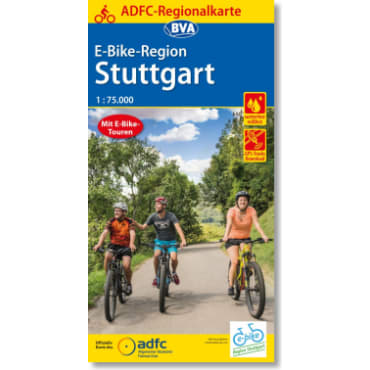 Stuttgart E-Bike-Region