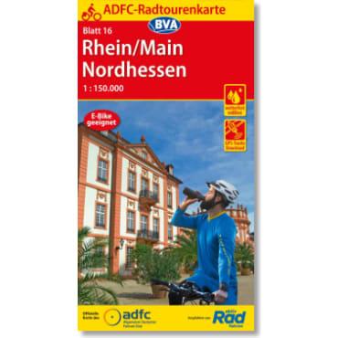 Blatt 16 Rhein/Main/Nordhessen