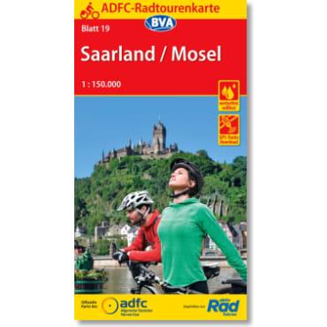 Blatt 19 Saarland/Mosel