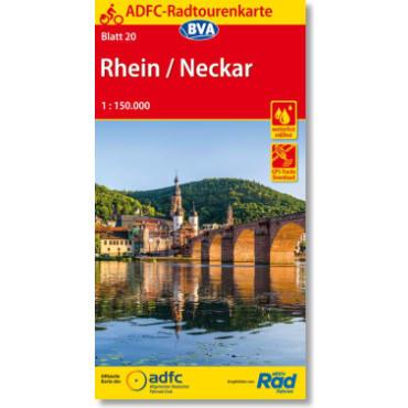 Blatt 20 Rhein/Neckar