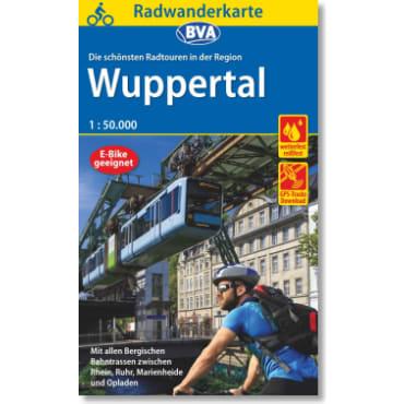 Wuppertal/Bergische Bahntrassen