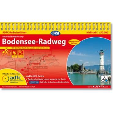 Bodensee-Radweg ADFC-Radreiseführer