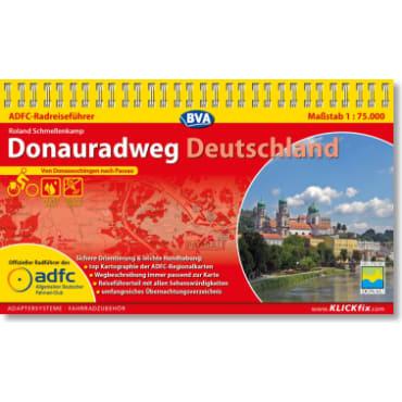 Donauradweg Deutschland ADFC-Radreiseführer