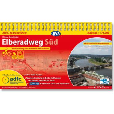 Elberadweg Süd ADFC-Radreiseführer