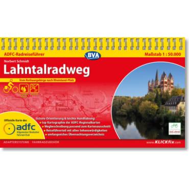 Lahntalradweg ADFC-Radreiseführer
