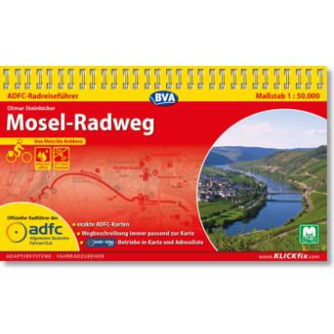Mosel-Radweg ADFC-Radreiseführer