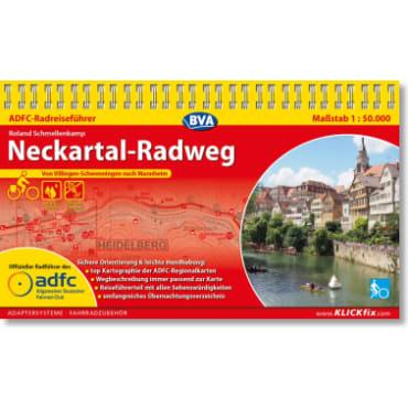 Cover: Neckartal-Radweg ADFC-Radreiseführer