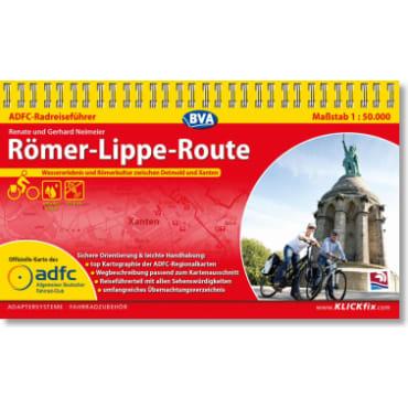 Römer-Lippe-Route ADFC-Radreiseführer