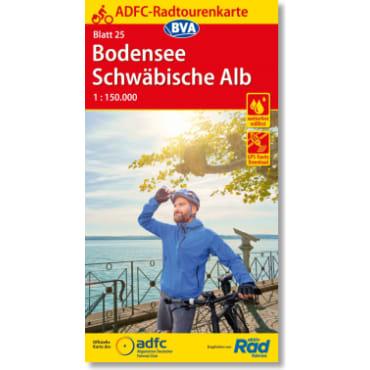 Blatt 25 Bodensee/Schwäbische Alb