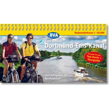 Dortmund-Ems-Kanal Radroute