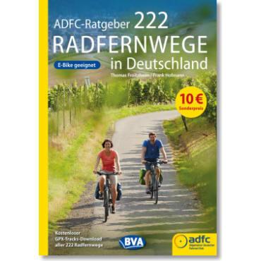 222 Radfernwege in Deutschland ADFC-Ratgeber