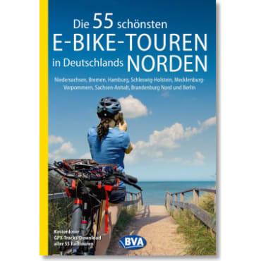 Die 55 schönsten E-Bike Touren in Deutschlands Norden