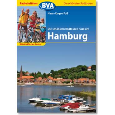 Cover: Die schönsten Radtouren rund um Hamburg
