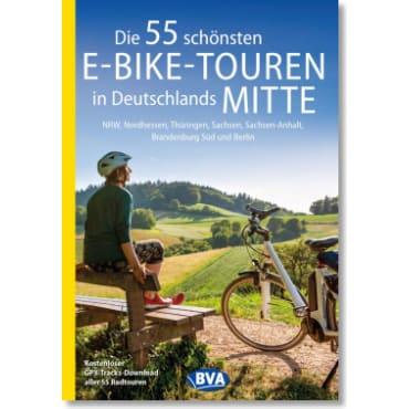 Die 55 schönsten E-Bike Touren in Deutschlands Mitte