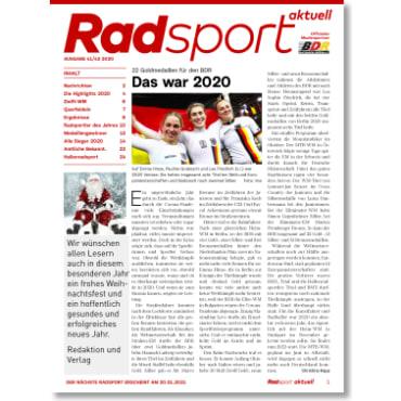 Radsport 41-42/2020