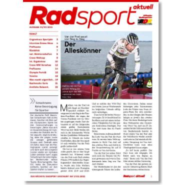 Radsport 1-2/2021