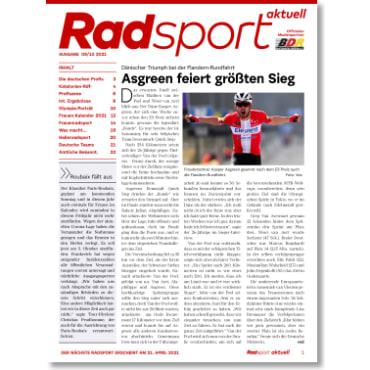 Radsport 9-10/2021