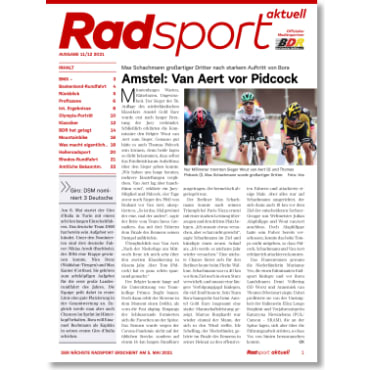 Radsport 11-12/2021