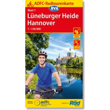 Blatt 07 Lüneburger Heide/Hannover