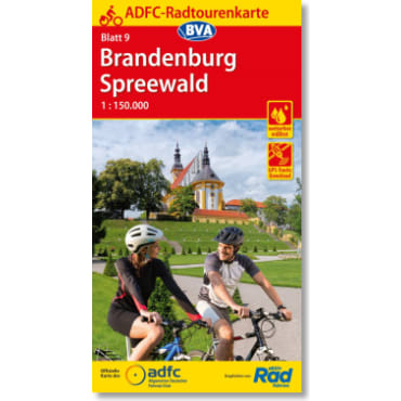 Blatt 09 Brandenburg/Spreewald