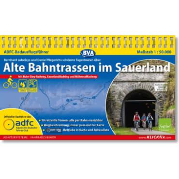 Alte Bahntrassen im Sauerland ADFC-Radausflugsführer