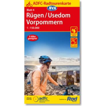 Cover: Blatt 04 Rügen/Usedom/Vorpommern