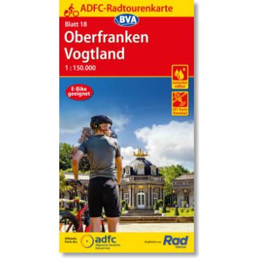 Blatt 18 Oberfranken/Vogtland