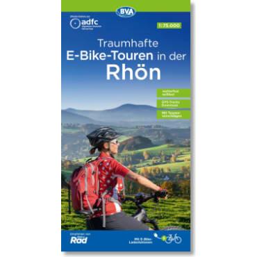 Rhön/Traumhafte E-Bike-Touren in der Rhön