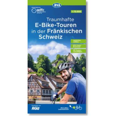 Fränkische Schweiz/ Traumhafte E-Bike-Touren