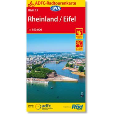 Blatt 15 Rheinland/Eifel