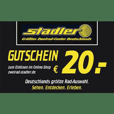 Stadler 20 Euro Gutschein