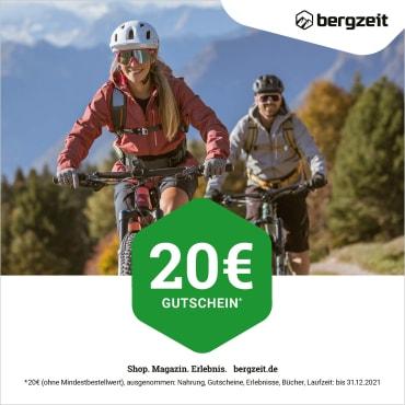 Bergzeit 20 Euro Gutschein
