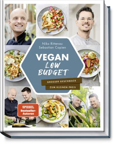 "Leckere Rezepte in ""Vegan Low Budget"""