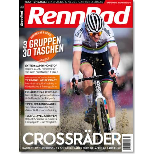 Cover: RennRad 11-12/2020