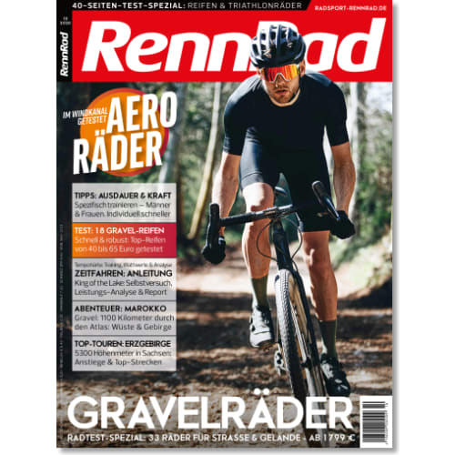 Cover: RennRad 10/2020