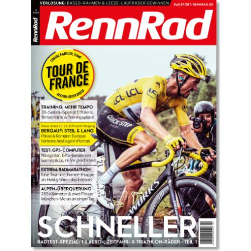 Cover: RennRad 9/2020