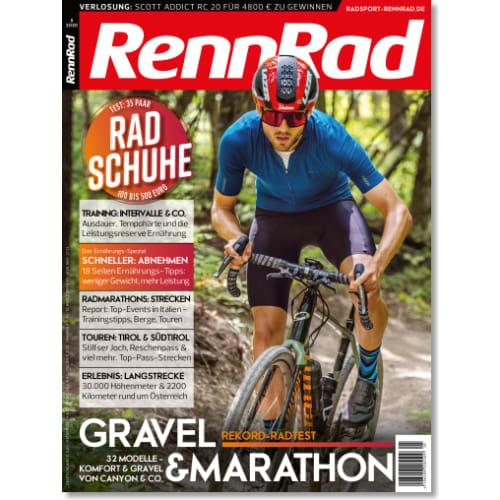 Cover: RennRad 5/2020