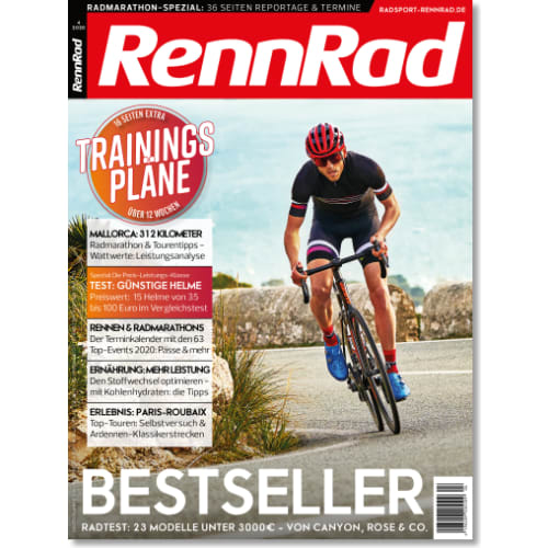 Cover: RennRad 4/2020