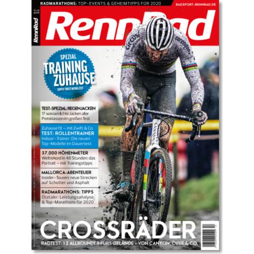 Cover: RennRad 11-12/2019