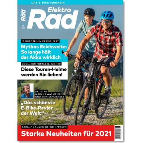 Cover: ElektroRad 6/2020