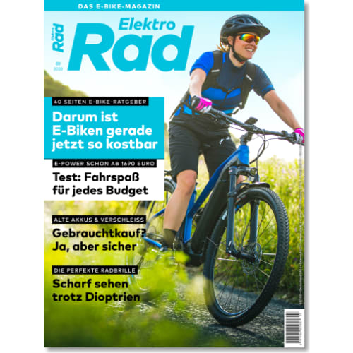 Cover: ElektroRad 3/2020