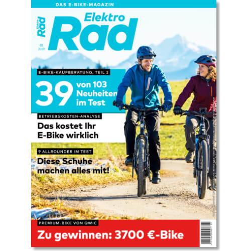 Cover: ElektroRad 2/2020