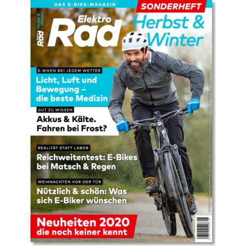 Cover: ElektroRad 6/2019